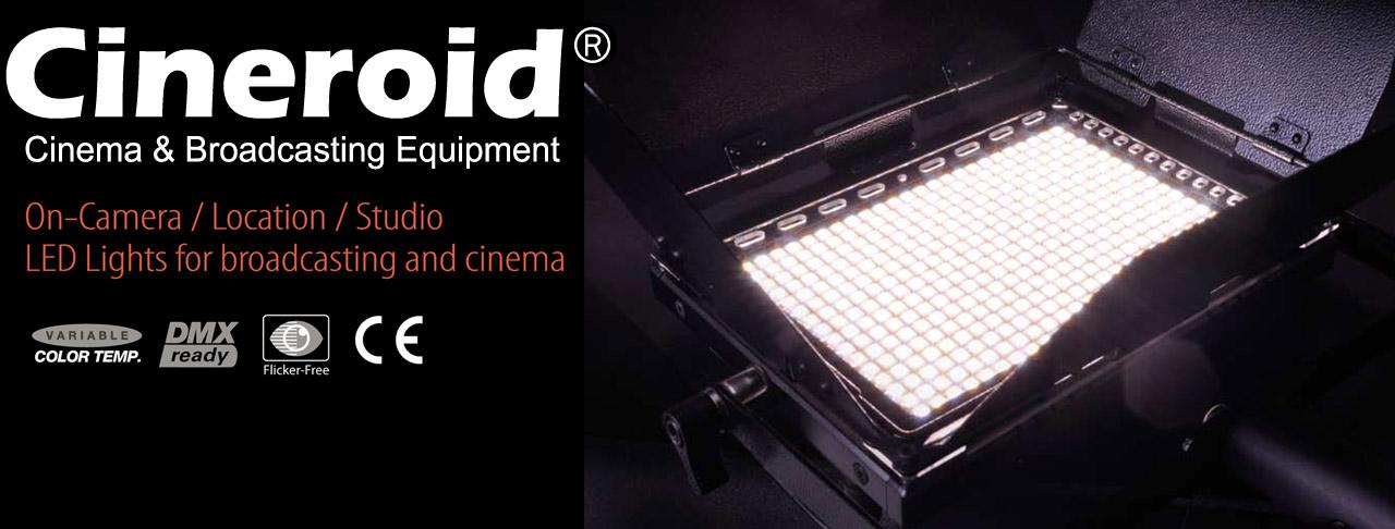 Cineroid LED