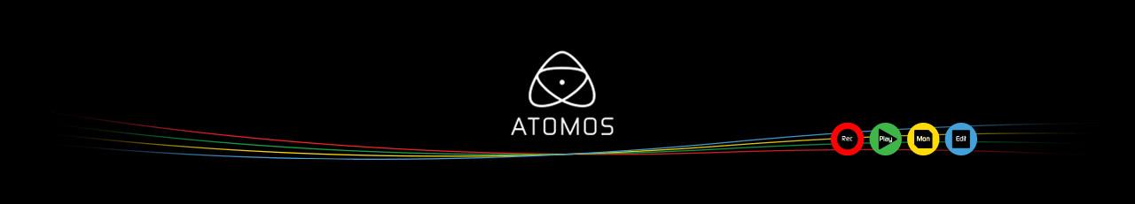 Enregistreurs Atomos