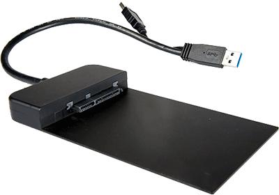 Dock pour récupérer vos vidéos sur un enregistreur Atomos