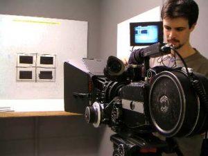 cadre caméra